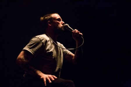 Joe Talbot,, Idles at Brighton Dome March 2019. Shot for Brighton Source