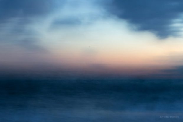 Textures of sea and sky 2 Brighton - Ashley Laurence - Time for Heroes Photography
